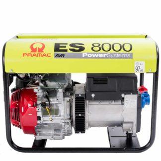 Ersatzteile ES8000 THI
